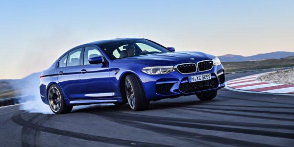 El nuevo BMW M5 2017 de 600 CV ya tiene precio