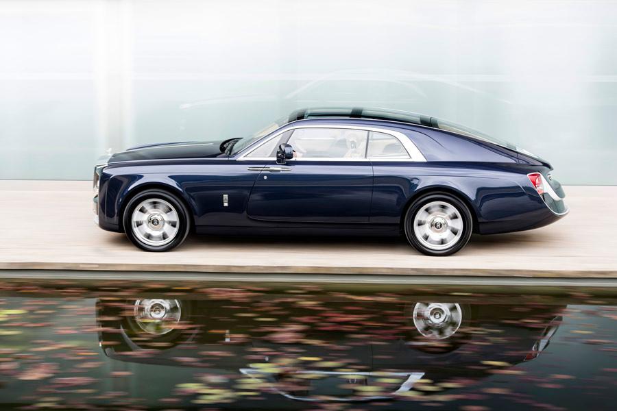 Rolls-Royce Sweptail, único en el mundo