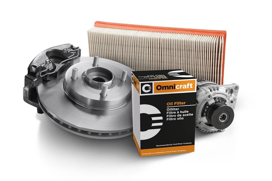 Omnicraft, la nueva marca de recambios de Ford