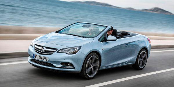 Opel Cabrio Sport Edition: nueva versión más equipada