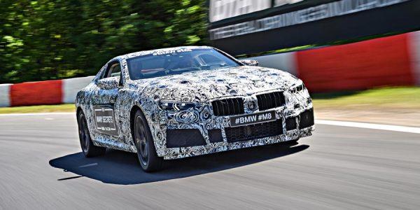 Dejad de soñar: habrá un BMW M8 y Nürburgring ya lo ha visto