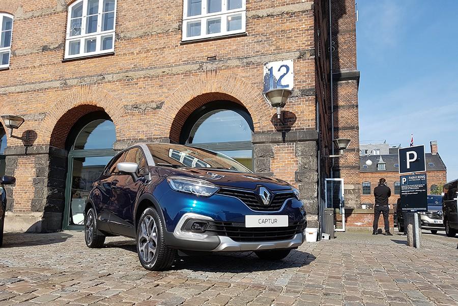 Primera prueba del nuevo Renault Captur 2017