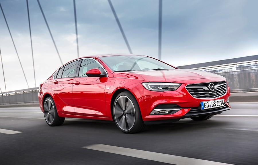 El Opel Insignia está pensado, sobre todo, para ser cómodo.