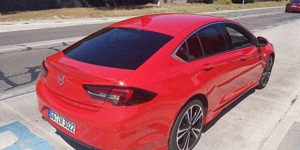 Primera prueba del nuevo Opel Insignia Grand Sport 2017