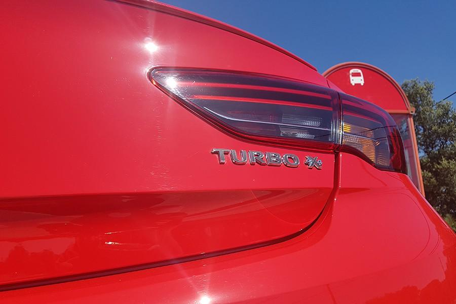 Todos los motores del Insignia son turbo.