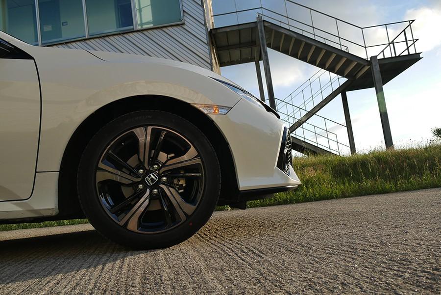 El equipamiento del Civic es completo y su relación precio/equipamiento/producto está entre las mejores.