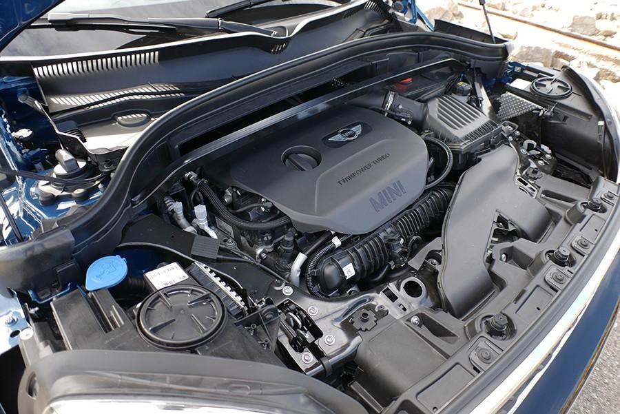 El motor tiene un excelente rendimiento.