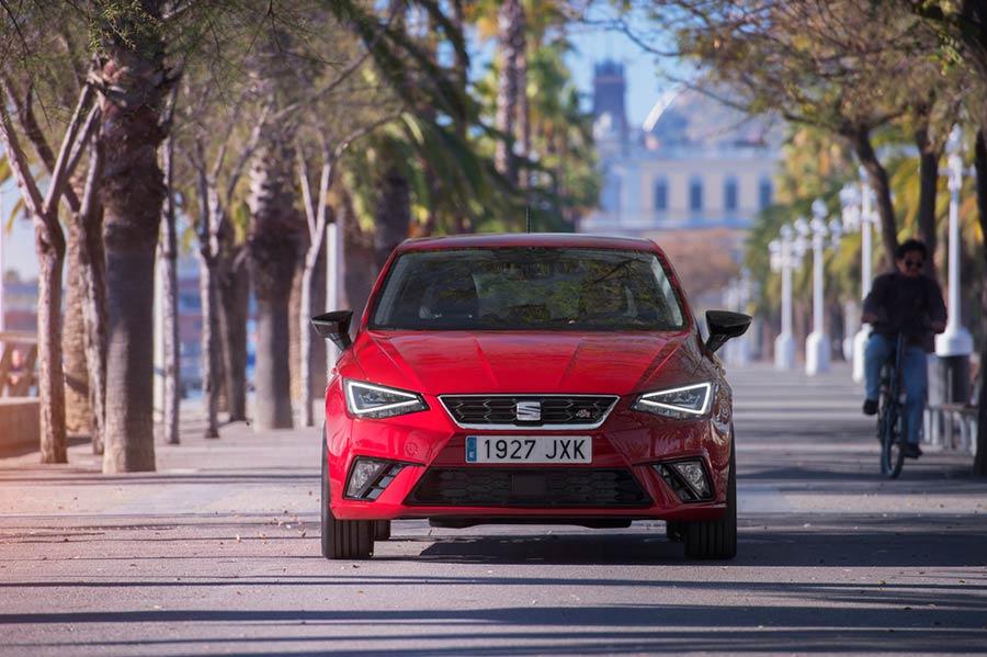 Primera prueba del nuevo Seat Ibiza 2017