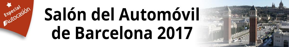 Salón del Automóvil de Barcelona 2017