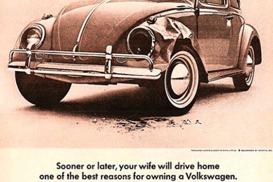5 anuncios de coches políticamente incorrectos