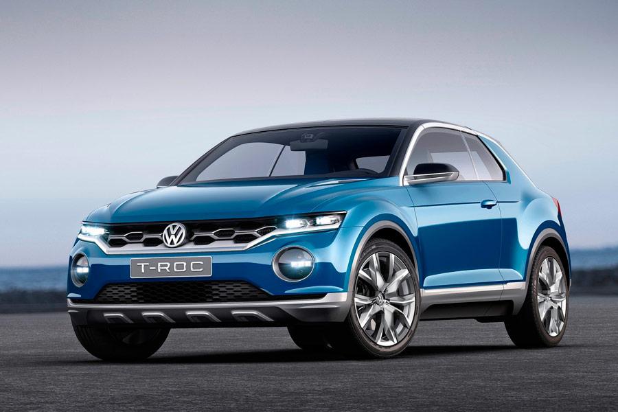 Volkswagen T-Roc, el nuevo SUV compacto de la marca alemana
