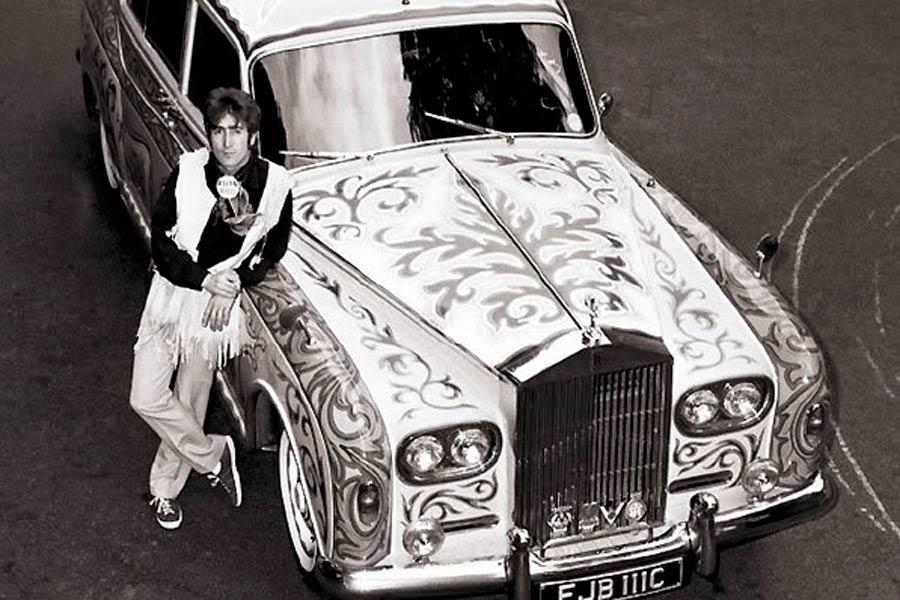 John Lennon Rolls-Royce Phantom.