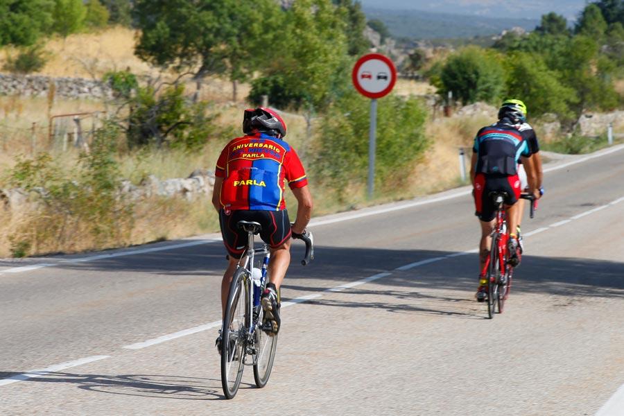 Dónde están las Rutas Ciclistas Protegidas