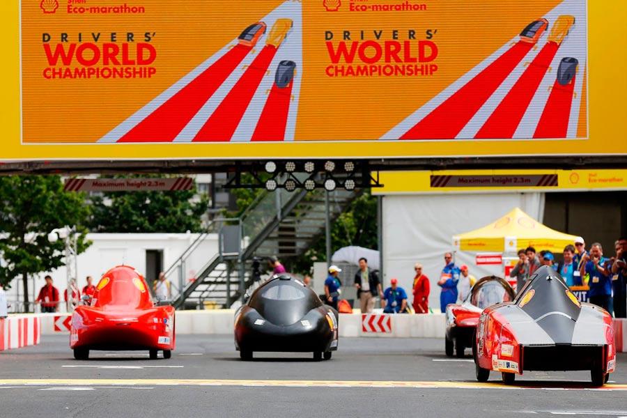 14 coches españoles corren por lograr los máximos kms con un litro