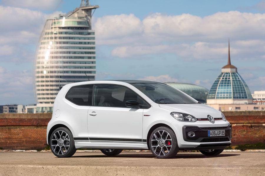 El Volkswagen up! GTI se estrena en Wörthersee