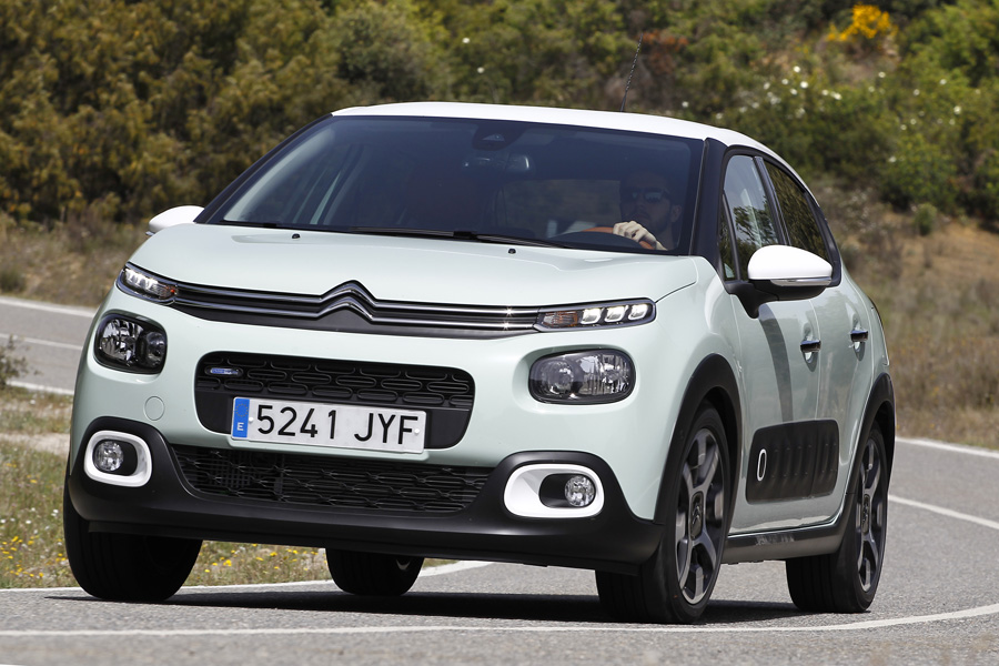 Citroën estrena cambio automático EAT6 en el C3