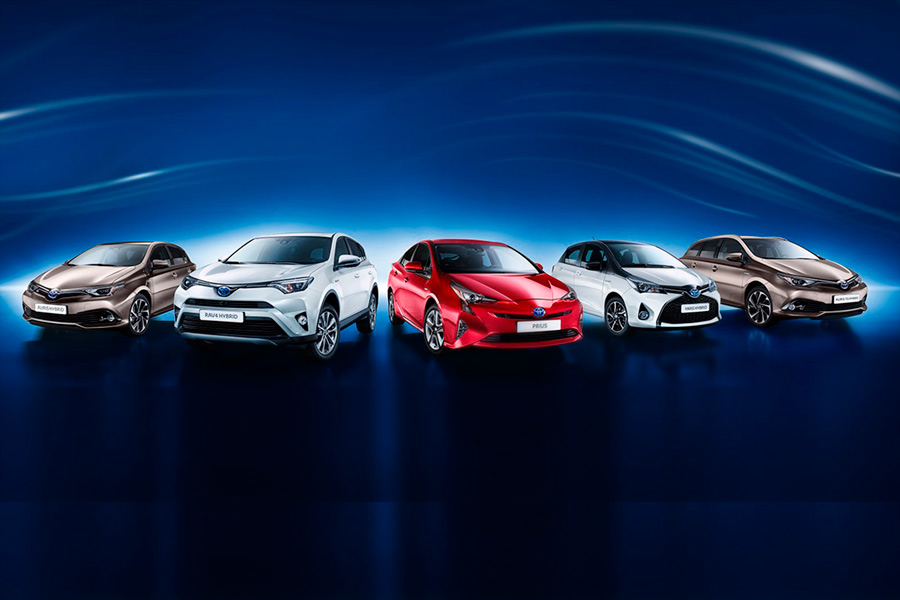 Los híbridos de Toyota y Lexus pagan un 50% menos por aparcar