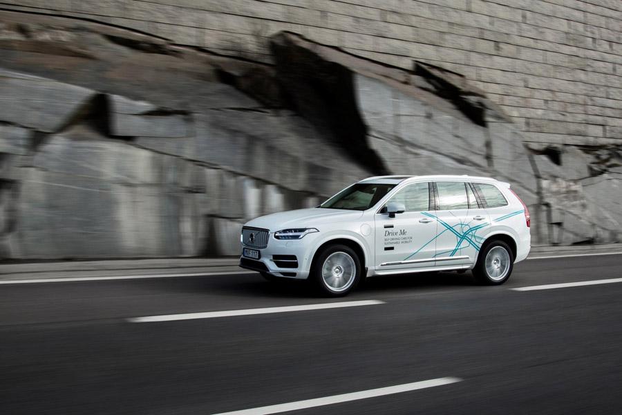 La mayor gesta de España en conducción autónoma