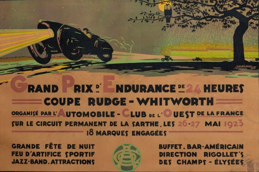Le Mans 1923.