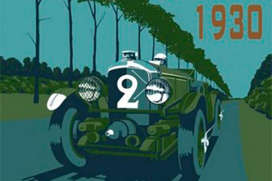 Le Mans 1930.