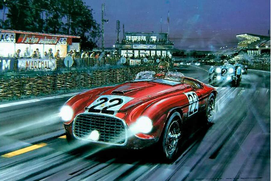 Le Mans 1949.