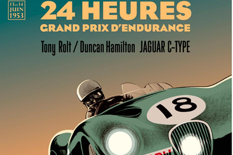 Le Mans 1953.