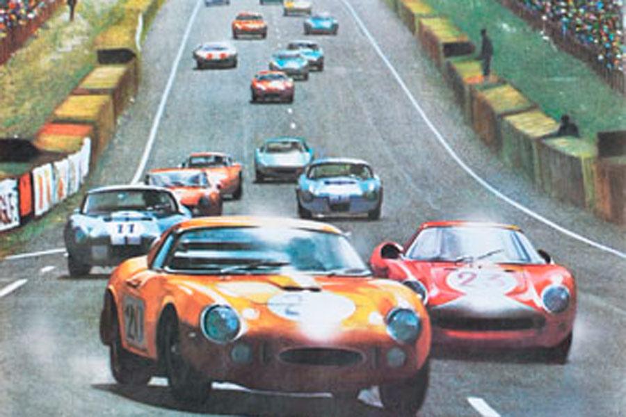 Le Mans 1966.