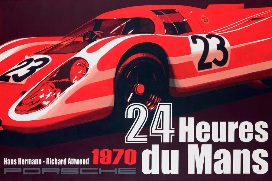 Le Mans 1970.