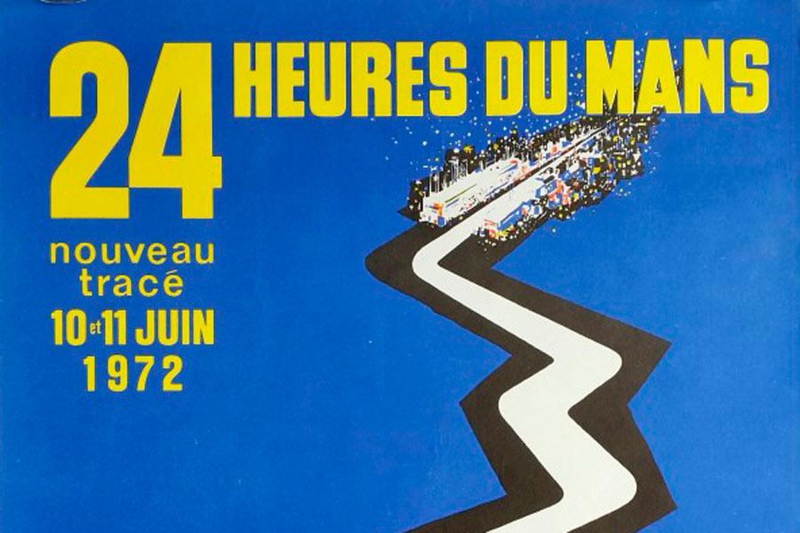 Le Mans 1972.