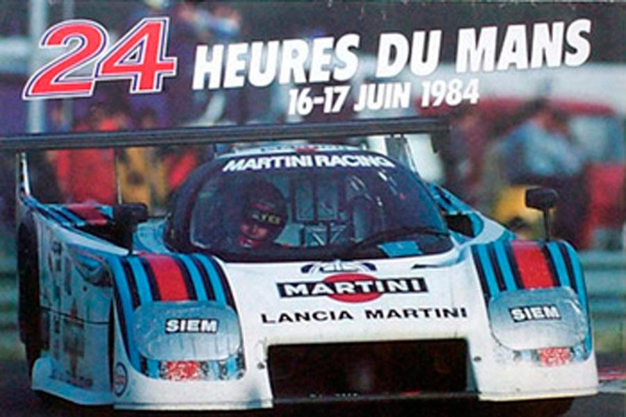 Le Mans 1984.