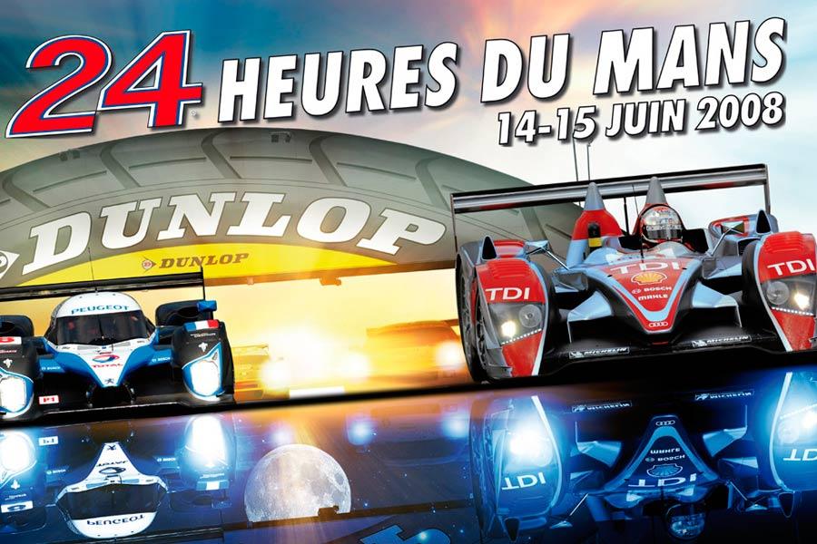 Le Mans 2008.