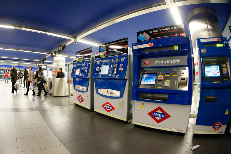 El transporte público suma un 3% más de adeptos