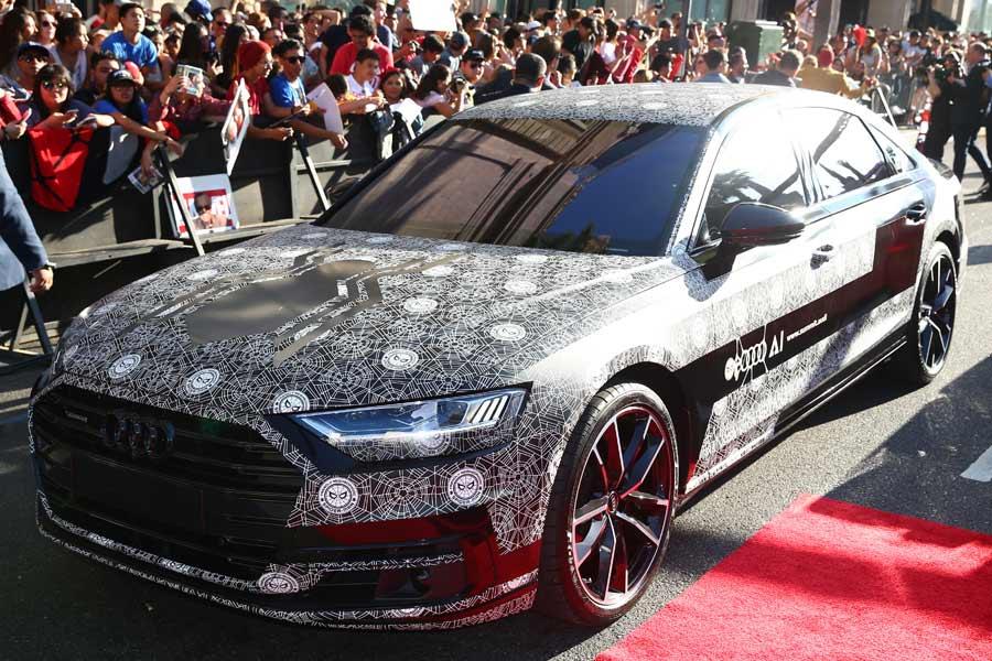 Así es (¡por fin!) el nuevo Audi A8