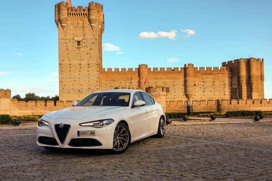 Prueba del Alfa Romeo Giulia 2.0 Turbo 200 CV, un regreso por la puerta grande