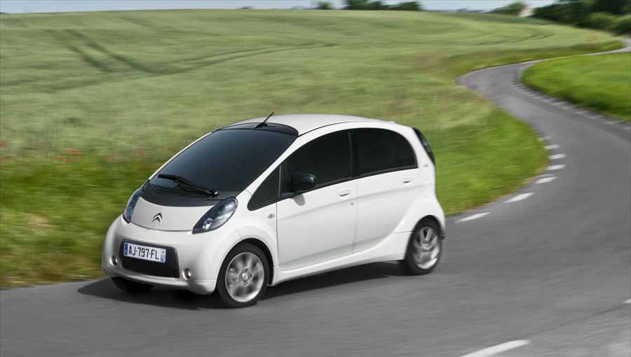 "Citroën C-Zero el urbanita ""ECO"""