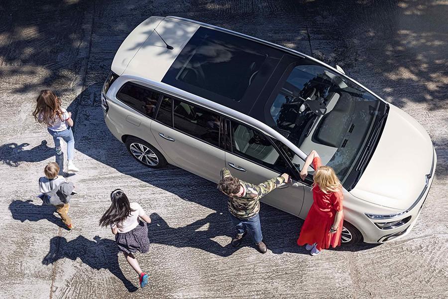Citroën, en el tercer Salón Nacional de Familias Numerosas de Valencia