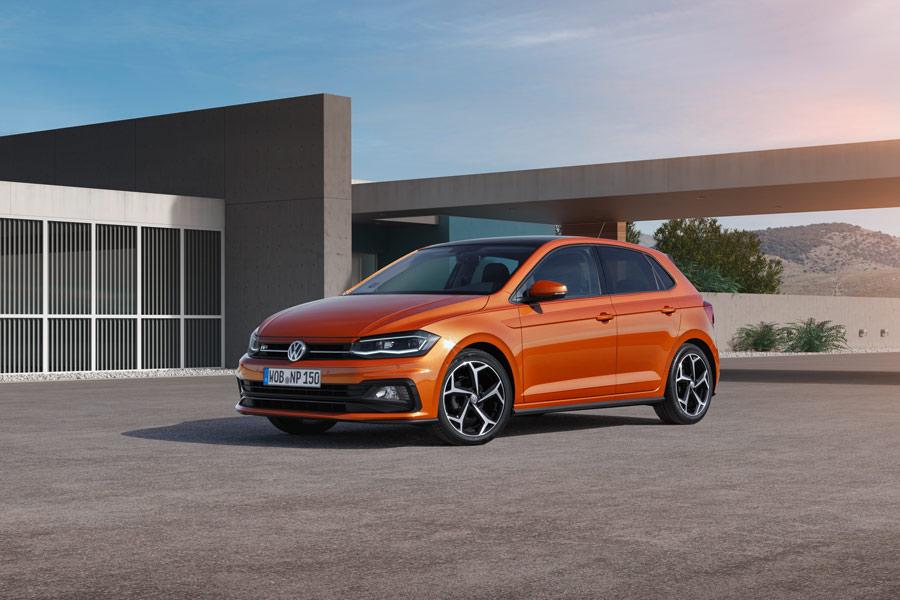 Volkswagen Polo R-Line 2017.
