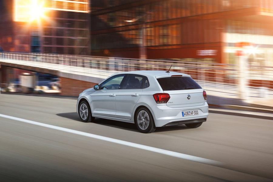 Volkswagen Polo Beats Edition.