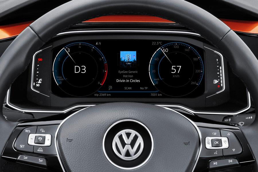 El Digital Cockpit, absoluto protagonista de la renovación del Polo.