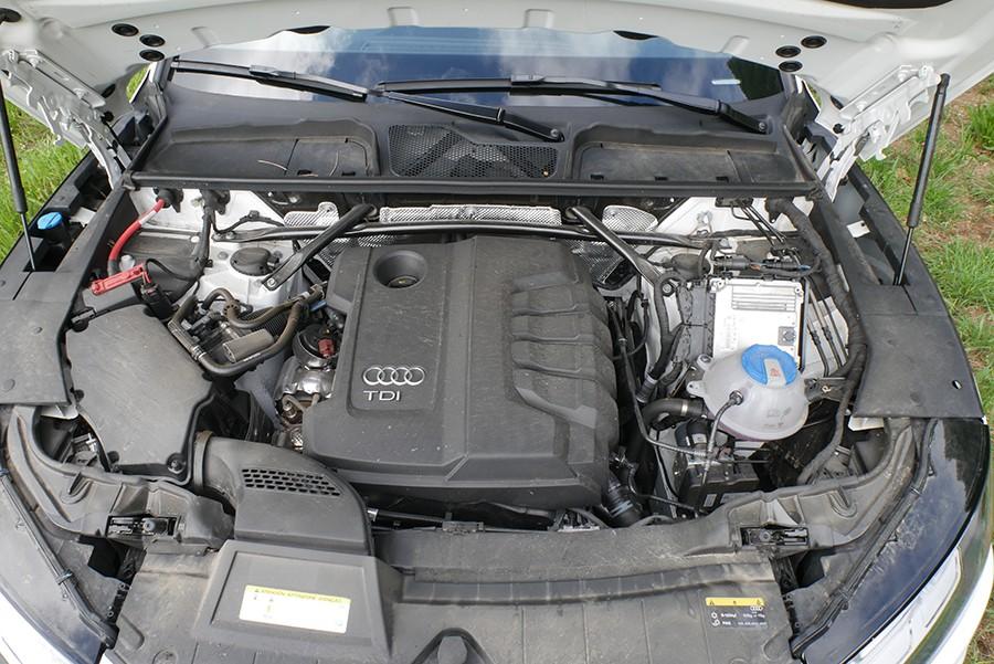 Esta unidad monta el motor 2.0 TDi de 190 CV.