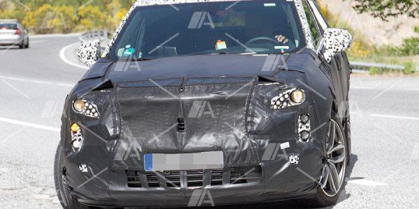 Fotos y vídeo espía del Cadillac XT4 2019