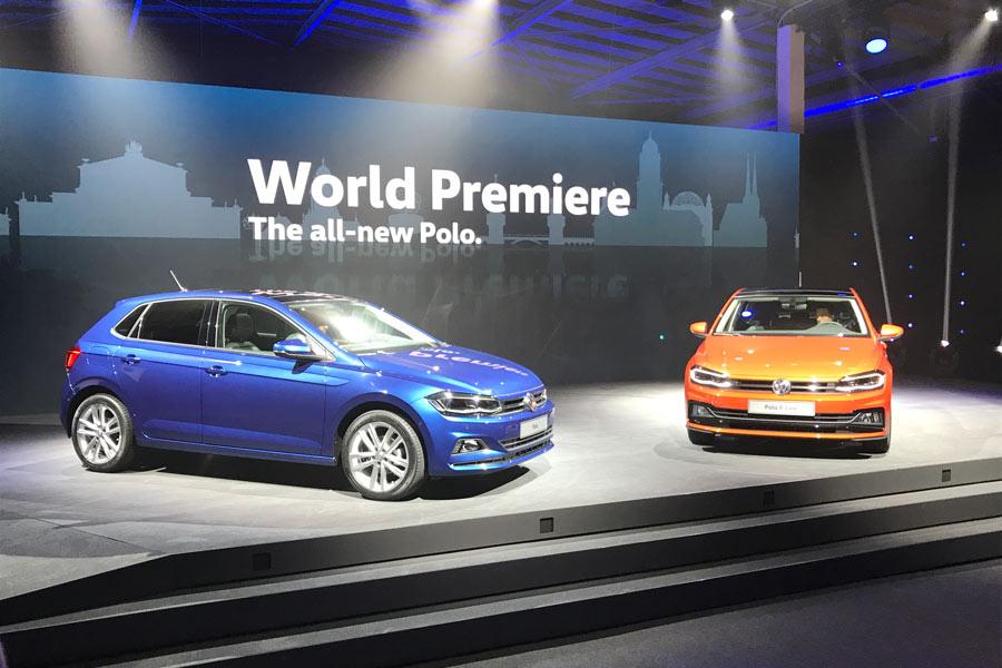 Aquí está el nuevo Volkswagen Polo en su sexta generación