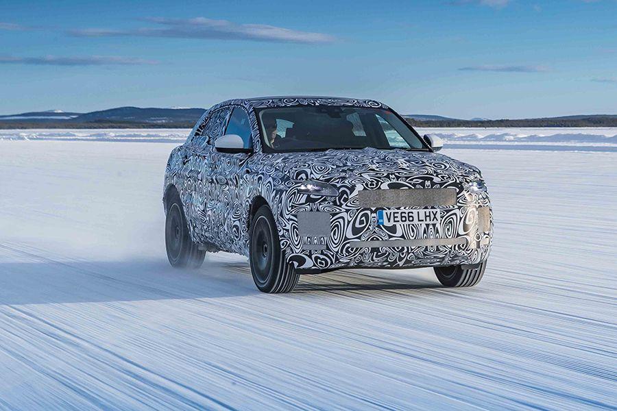 El Jaguar E-Pace ha sido probado en los ambientes más extremos.