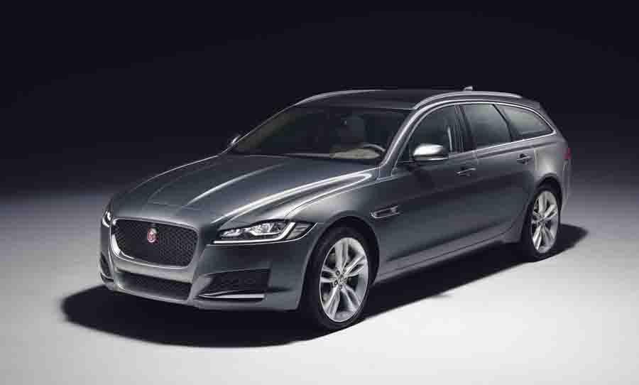 Nuevo Jaguar XF Sportbrake, dinamismo felino