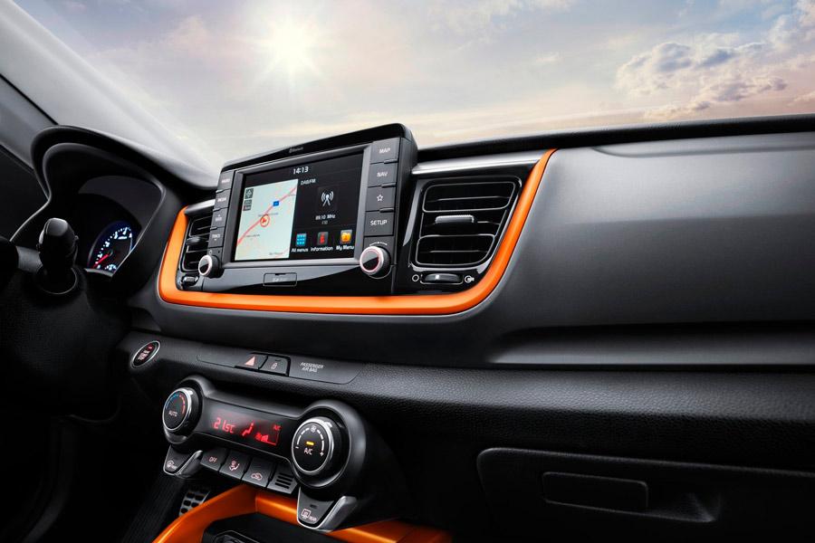Android Auto y Apple CarPlay estarán incluidos de serie en el Kia Stonic.