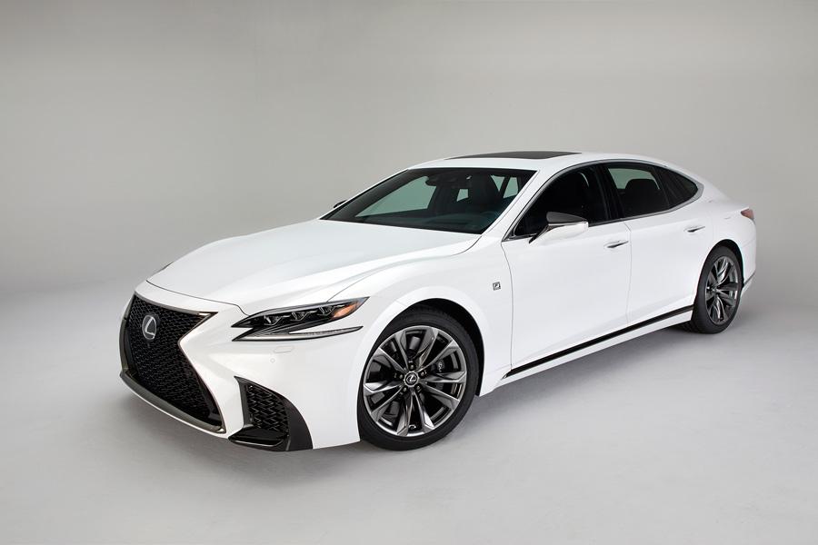 Lexus LS 500h ahora con genes deportivos