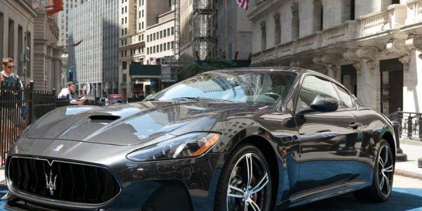 El nuevo Maserati GranTurismo se presenta en Wall Street