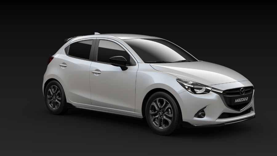 Mazda2 2017 Sport Red Edition ya en los concesionarios