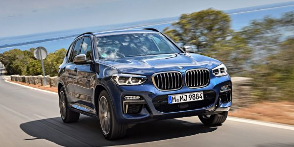 Así es el nuevo BMW X3 2018