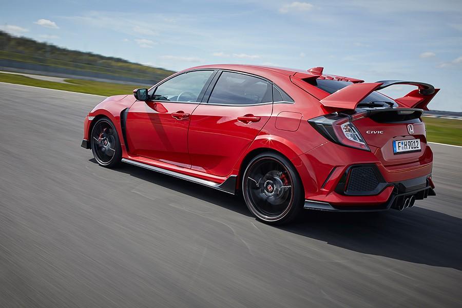 El Civic Type R llega para dominar la categoría de compactos de altísimas prestaciones.